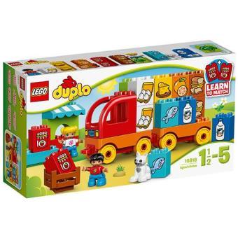 O Meu Primeiro Camião (LEGO DUPLO My First 10818)