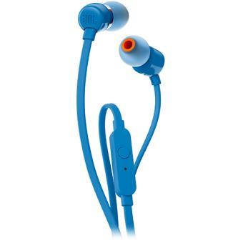 Auriculares JBL T110 - Azul
