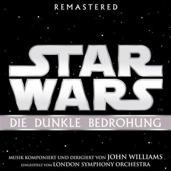 BSO Star Wars: Die dunkle Bedrohung - CD
