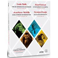 Coleção Cinema Francês: Os Grandes Mestres Vol 4 - 4DVD