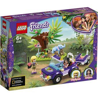 LEGO Friends 41421 Resgate Do Elefante Bebé na Selva