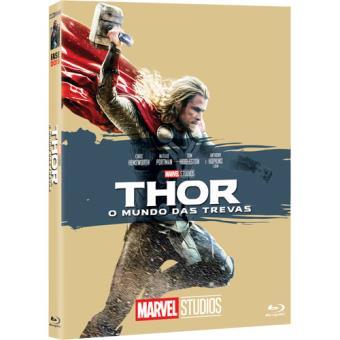Thor: O Mundo das Trevas - Capa de Colecionador - Blu-ray