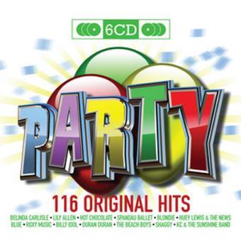 Original Hits - Party (6CD)