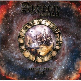 Best of Ayreon Live - 2CD + 2 DVD + Blu-ray Earbook