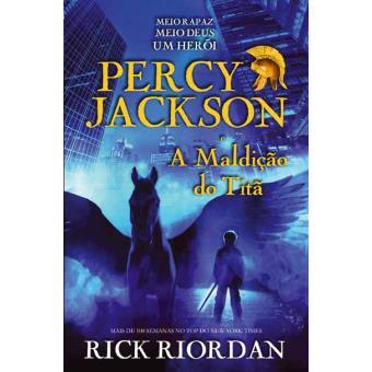 Percy Jackson - Livro 3: Percy Jackson e a Maldição do Titã