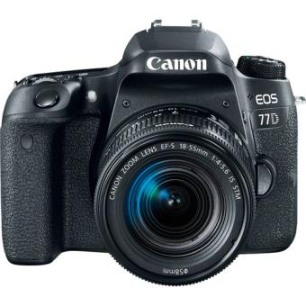 Canon EOS 77D + EF-S 18-55mm f/4-5.6 IS STM