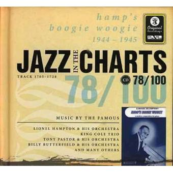 Jazz in the Charts 78 - Hamp's Boogie Woogie 1944-1945