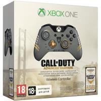 Microsoft Xbox One Wireless Controller Call of Duty: Advanced Warfare Limited Edition