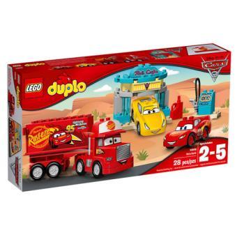 Lego Duplo Disney Cars 10846 O Café Da Flo Lego Compra Na Fnacpt