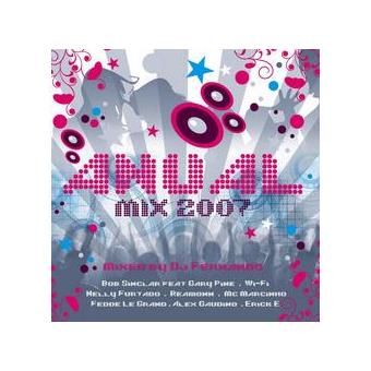 Anual Mix 2007 - Mixed By DJ Fernando (2CD)