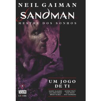 Sandman: Mestre dos Sonhos - Livro 5: Um Jogo do Ti