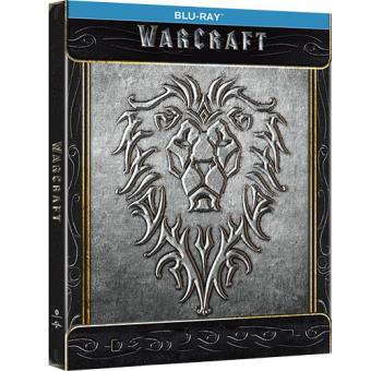 Warcraft: O Primeiro Encontro de Dois Mundos (Blu-ray) (Edição Steelbook)