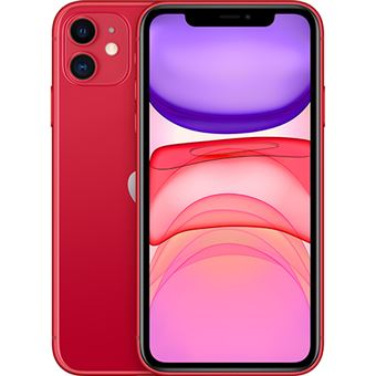 Apple iPhone 11 - 128GB - Product Red