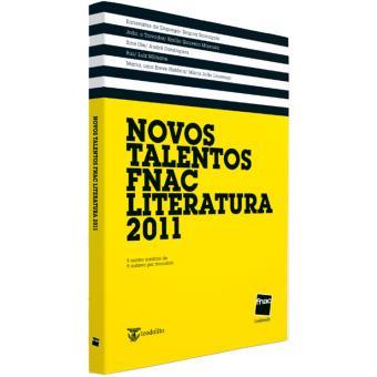 Novos Talentos Fnac Literatura 2011