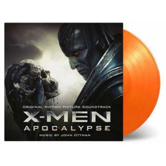 BSO X-Men Apocalypse (2LP) (Colored Vinyl)