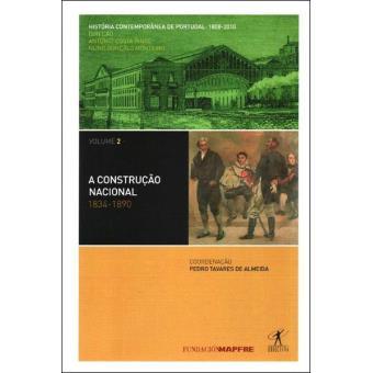História Contemporânea de Portugal Vol 2