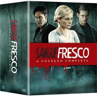 True Blood: Sangue Fresco - Coleção Completa