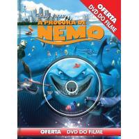 À Procura de Nemo (Livro + DVD)