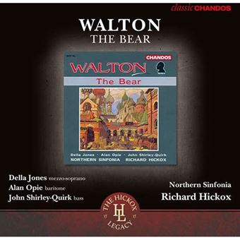 William Walton: The Bear - CD
