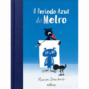 O Periodo Azul do Melro