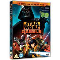 Star Wars: Rebels - Season 2 - 4DVD Importação