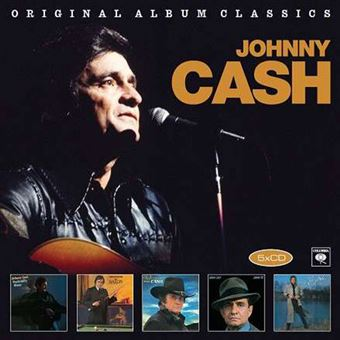 Original Album Classics - 5CD