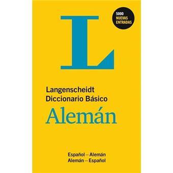 Langenscheidt basico aleman español