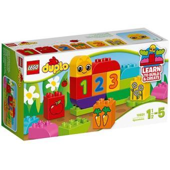O Meu Primeiro Caterpillar (LEGO DUPLO My First 10831)