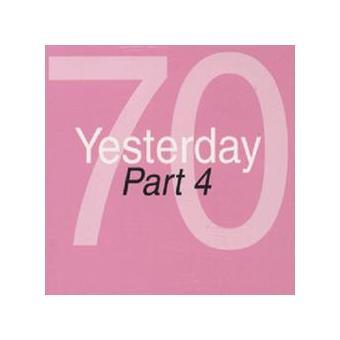 Yesterday 70 Part 4 (2cd)