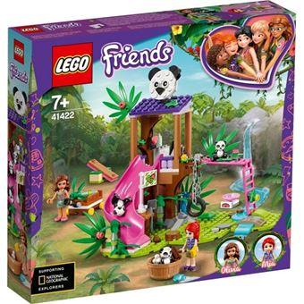 LEGO Friends 41422 Casa da Árvore do Panda na Selva