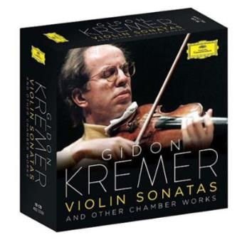 Violin Sonatas and other Chamber Works (15CD)
