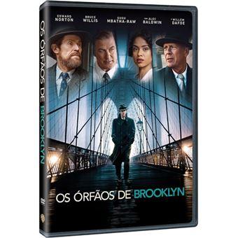 Os Órfãos de Brooklyn - DVD