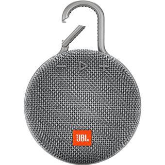 Coluna Bluetooth JBL Clip 3 - Cinzento