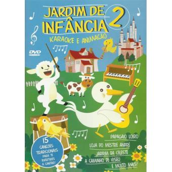 Jardim de Infância Vol 2 - DVD