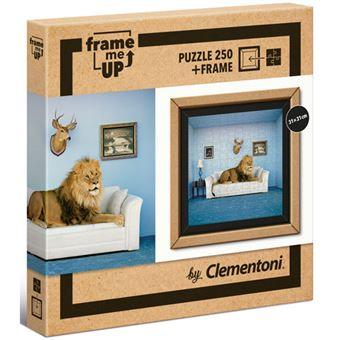 Puzzle Frame Me Up 1 - 250 Peças - Clementoni