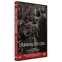 Debaixo do Céu - DVD