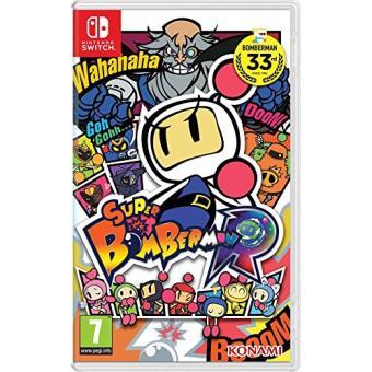 Super Bomberman R Nintendo Switch