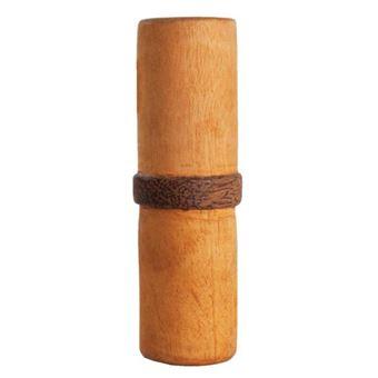 Shaker Dual Madeira 11,5cm Terre
