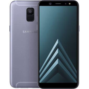 Smartphone Samsung Galaxy A6 - A600F - Cinzento Orquídea