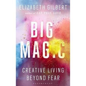 Big magic elizabeth gilbert compra livros na fnac big magic fandeluxe Image collections