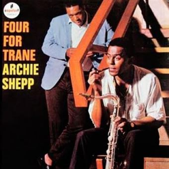 Four For Trane - CD