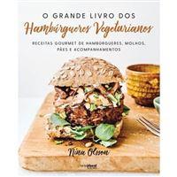 O Grande Livro dos Hambúrgueres Vegetarianos
