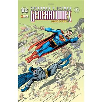 Superman y batman-generaciones-dc