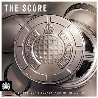 BSO The Score: Ministry of Sound - 3CD