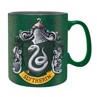 Caneca Harry Potter: Slytherin