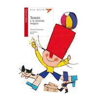 Tomas y la moneda magica-aladelta r