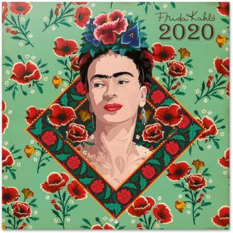 Calendário 2020 Frida Kahlo