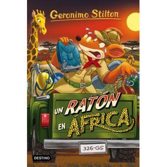 Un ratón en África