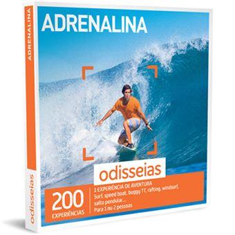 Odisseias 2019 - Adrenalina
