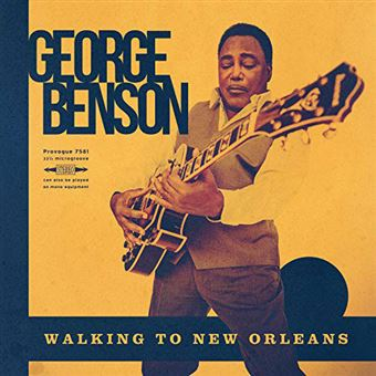 Walking To New Orleans - LP 180gr Yellow Vinil 12''